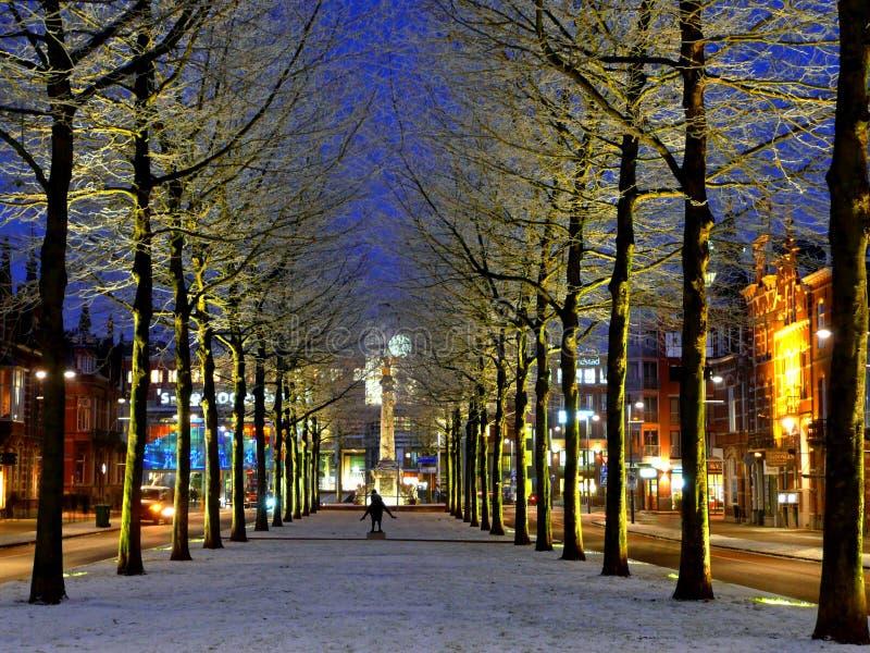 El citycenter del s-Hertogenbosch foto de archivo libre de regalías