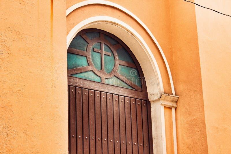 El color de San Juan Puerto Rico imagenes de archivo