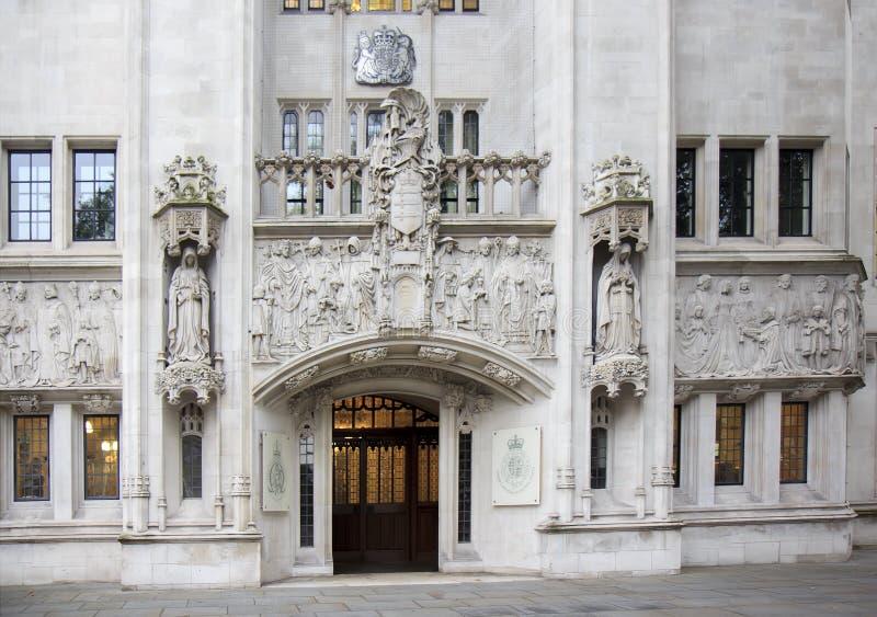 El comité judicial del consejo privado fotografía de archivo libre de regalías