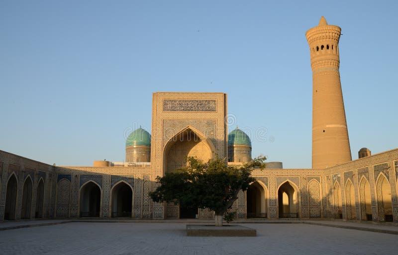 Download El Complejo Del Poi Kalyan En Bukhara, Uzbekistán Foto de archivo - Imagen de religión, ciudad: 41908188