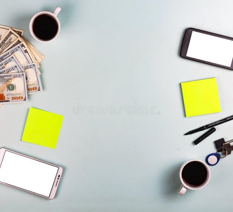 El concepto: una transacción para el alquiler o la compra de la vivienda foto de archivo libre de regalías