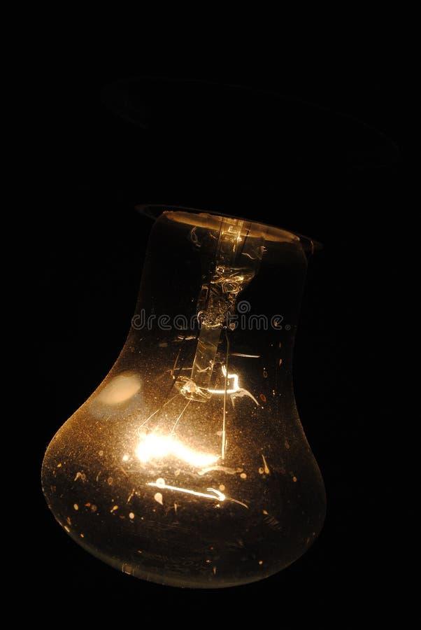 El conocimiento es luz foto de archivo