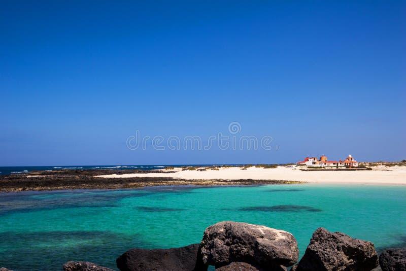 El Cotillo Канарские островы Испания Фуэртевентуры стоковая фотография rf