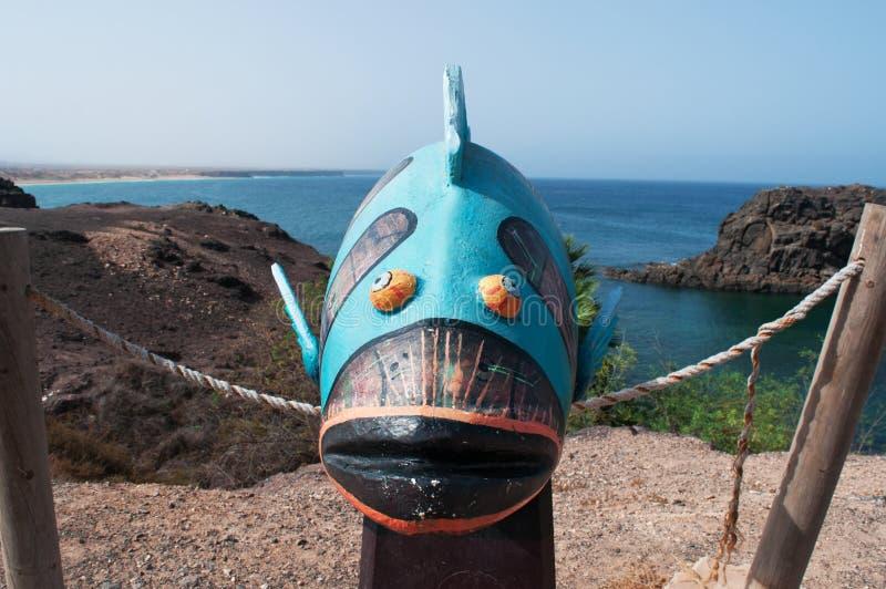 El Cotillo, Fuerteventura, kanariefågelöar, Spanien royaltyfri fotografi