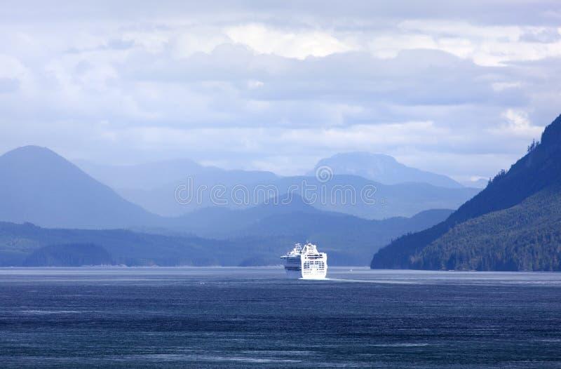 El cruzar en Columbia Británica fotos de archivo libres de regalías