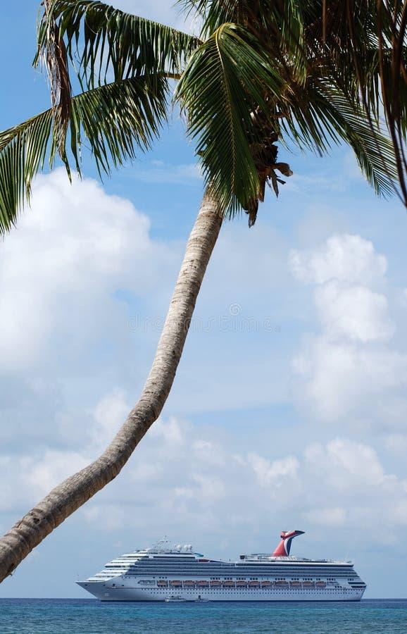El cruzar tropical fotos de archivo libres de regalías