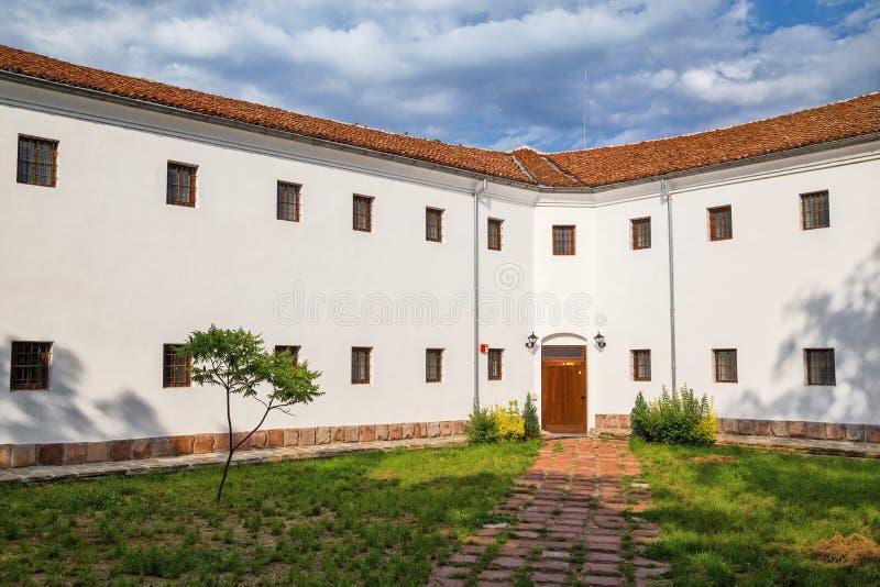 El cuartel cruciforme fotografía de archivo libre de regalías