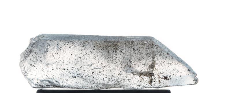 El cuarzo cristalino imágenes de archivo libres de regalías