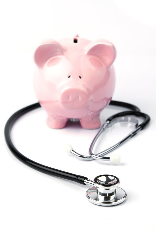 El cuidado médico financia concepto fotos de archivo libres de regalías