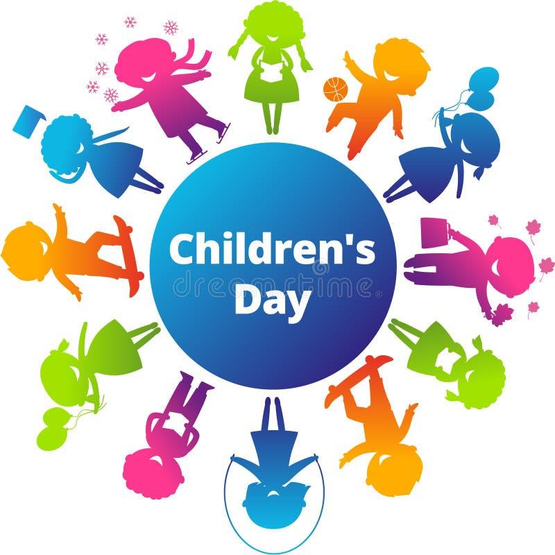 El día de los niños libre illustration