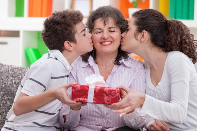 El día de madre fotografía de archivo libre de regalías