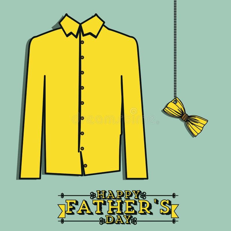 El día de padre libre illustration