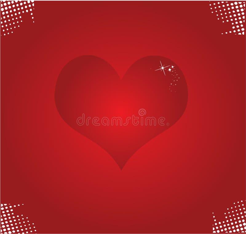 El día de tarjeta del día de San Valentín