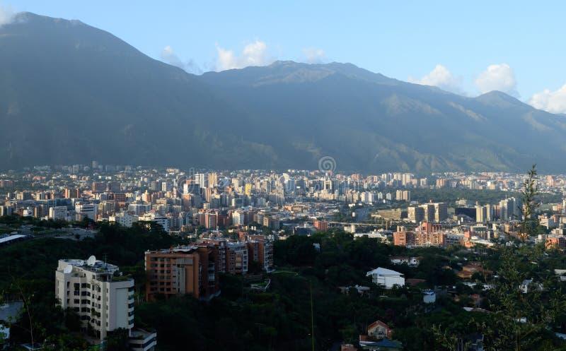 EL de Cerro Avila - Caracas images stock