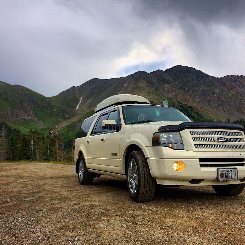 EL de Ford Expedition imagenes de archivo
