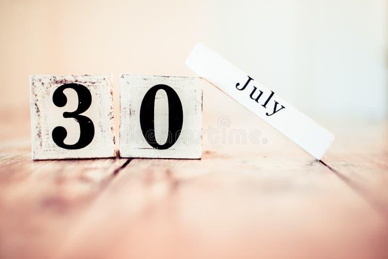 el 30 de julio - día nacional del pastel de queso Día nacional del suegro Día nacional del Whistleblower imágenes de archivo libres de regalías