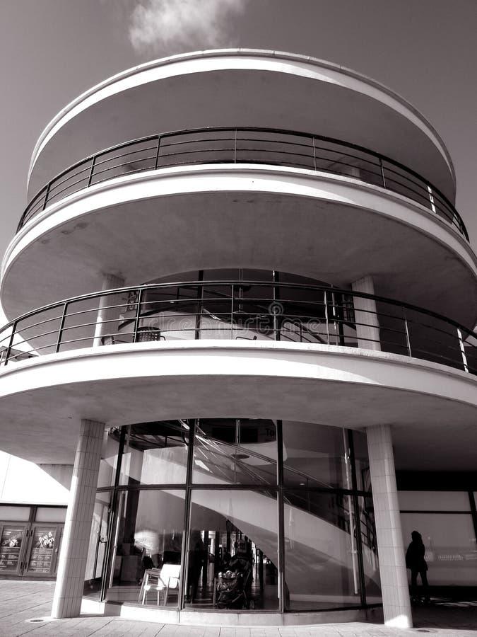 El De La Warr Pavilion imágenes de archivo libres de regalías