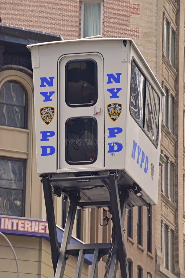 Download El Departamento De Policía De Nueva York Surge La Cabina De La Vigilancia Fotografía editorial - Imagen de cabina, alto: 44857902