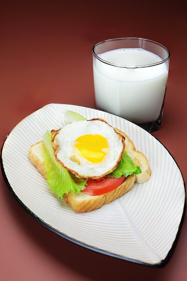 El desayuno fotos de archivo
