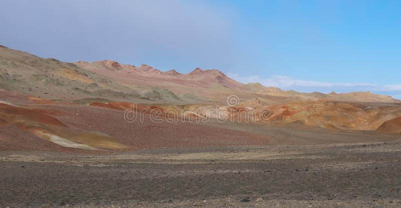 El desierto imágenes de archivo libres de regalías
