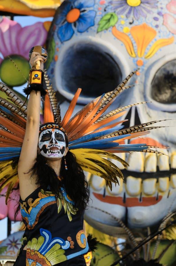 EL Diâmetro de Los Muertos fotos de stock royalty free