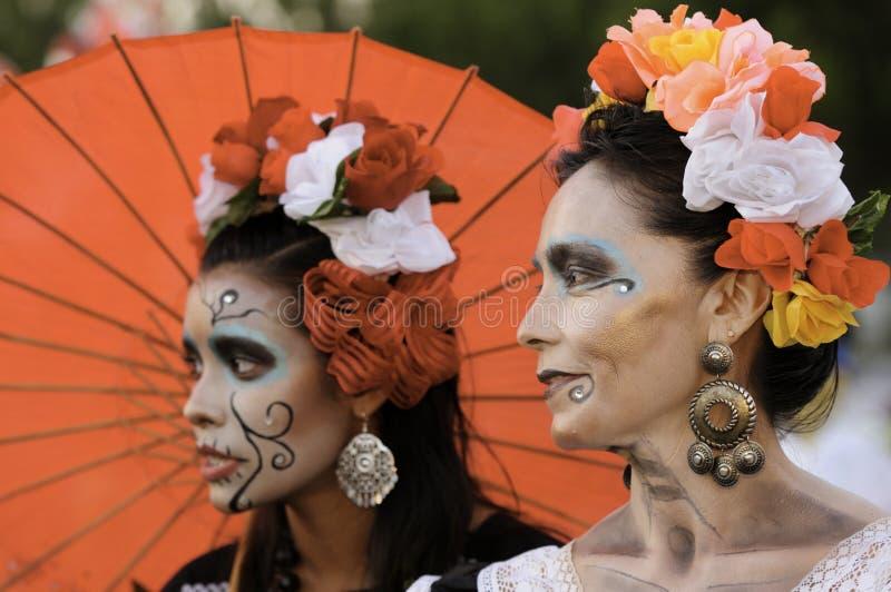 El Dia de Los Muertos lizenzfreies stockbild