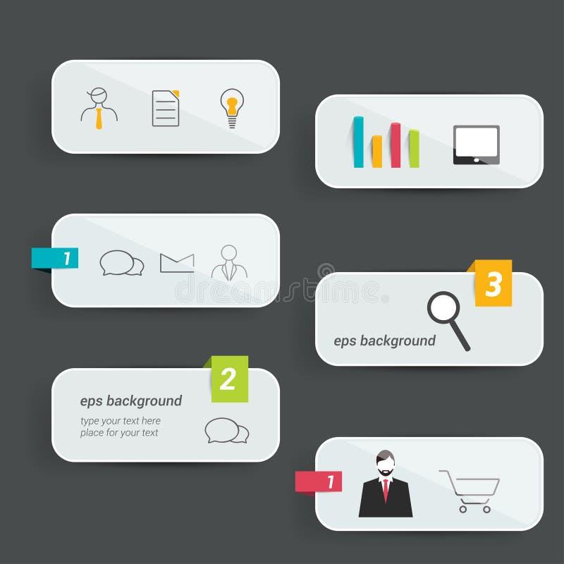 Download El Discurso Burbujea Infographic Stock de ilustración - Ilustración de negocios, conjunto: 42443694