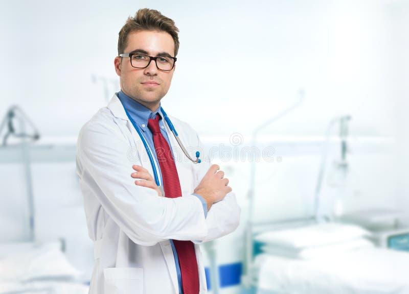 El doctor Portrait imagen de archivo libre de regalías