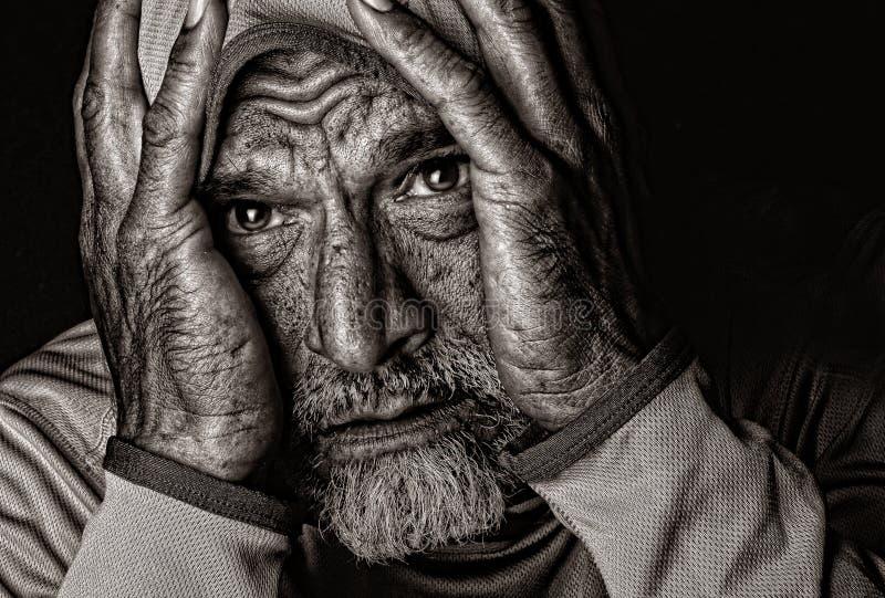El dolor del dolor imagen de archivo