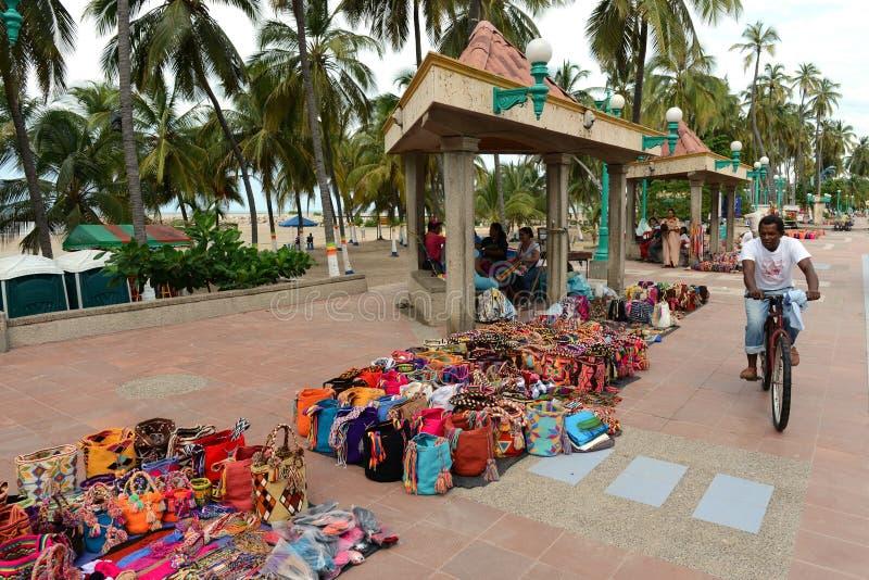 El domicilio principal del guajiro de los indios fotos de archivo libres de regalías