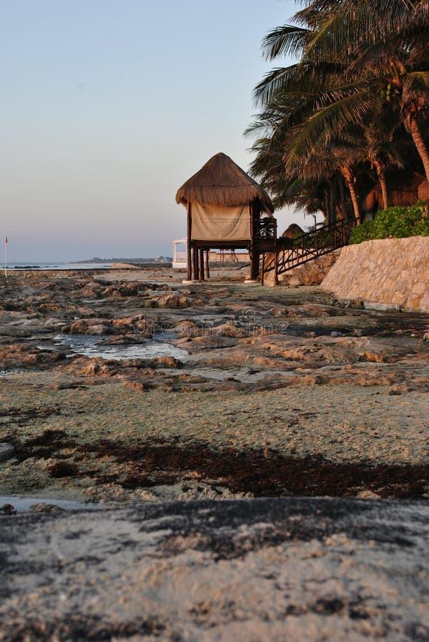 EL Dorado Casitas Royale dans Cancun, Mexique photos libres de droits