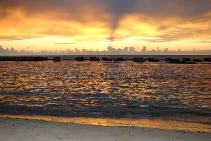 EL Dorado Casitas Royale em Cancun, México imagens de stock royalty free
