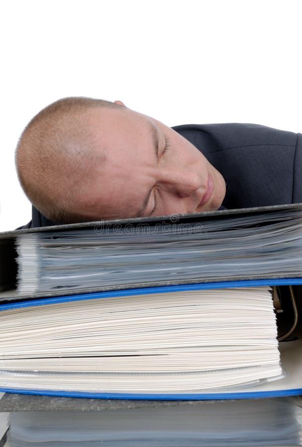 El dormir imagen de archivo
