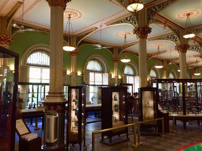El Dr. Museo del chaval de Bhau Daji, Bombay la India foto de archivo libre de regalías