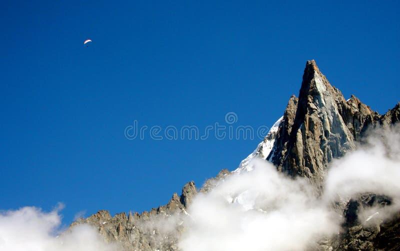 El Drus - montañas francesas imagen de archivo