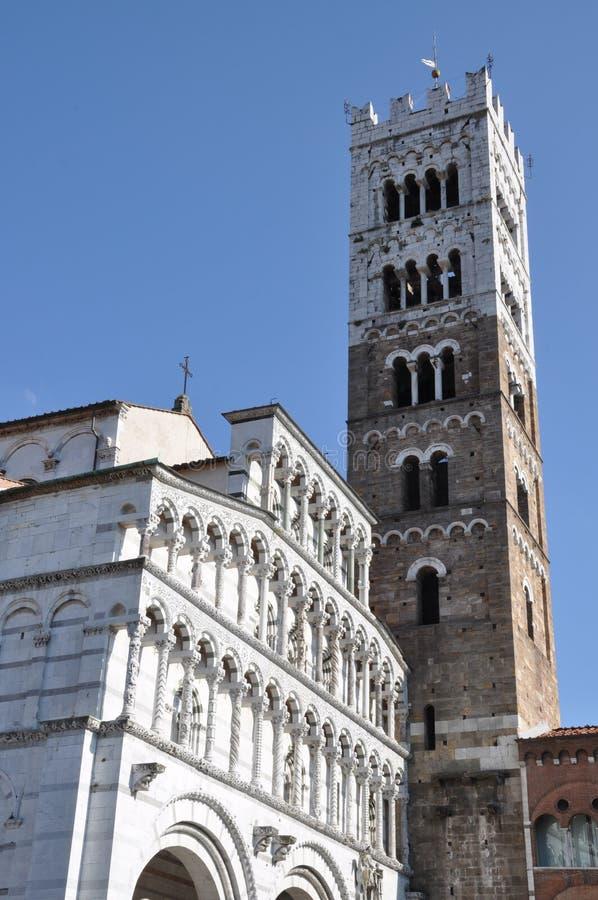 El Duomo di San Martín fotografía de archivo libre de regalías
