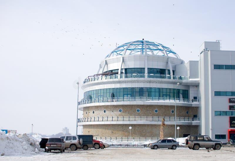El edificio imagenes de archivo