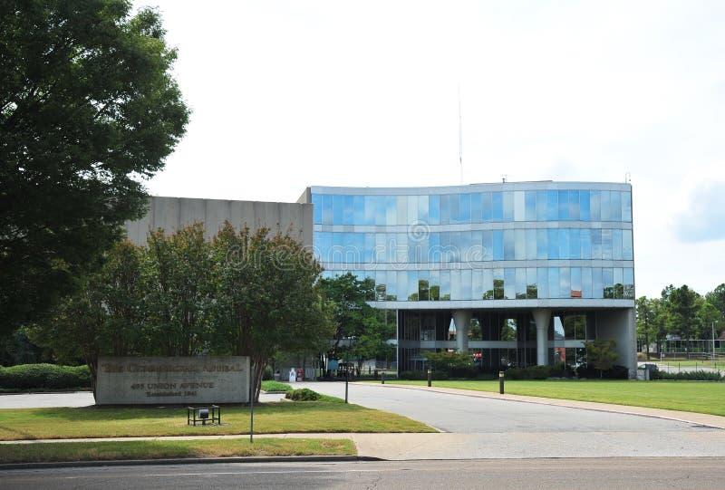 El edificio comercial de la súplica, Memphis Tennessee foto de archivo