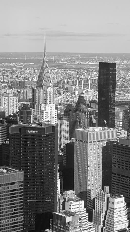 El edificio de Chrysler imagen de archivo libre de regalías