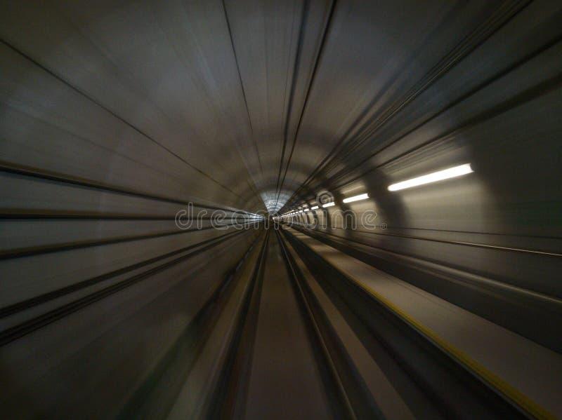El efecto abstracto del movimiento del MRT, imagen tiene grano o borroso o ruido y foco suave cuando visi?n en la resoluci?n comp foto de archivo libre de regalías