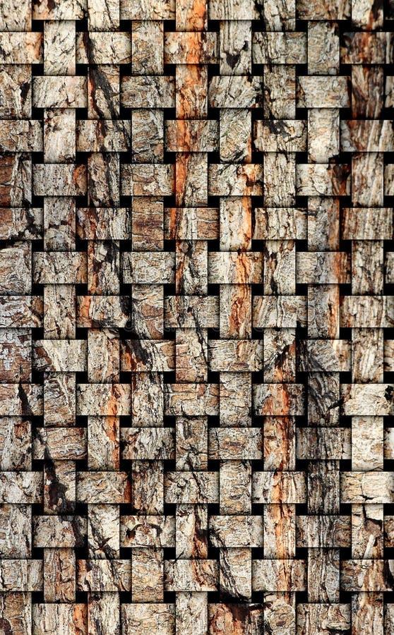 El ejemplo en base de la textura de madera foto de archivo libre de regalías