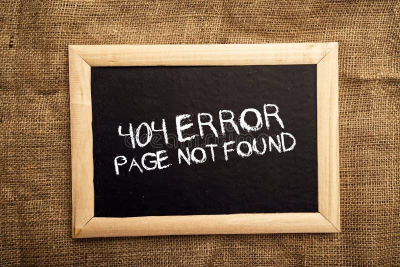 el error 404, pagina no encontrado fotos de archivo