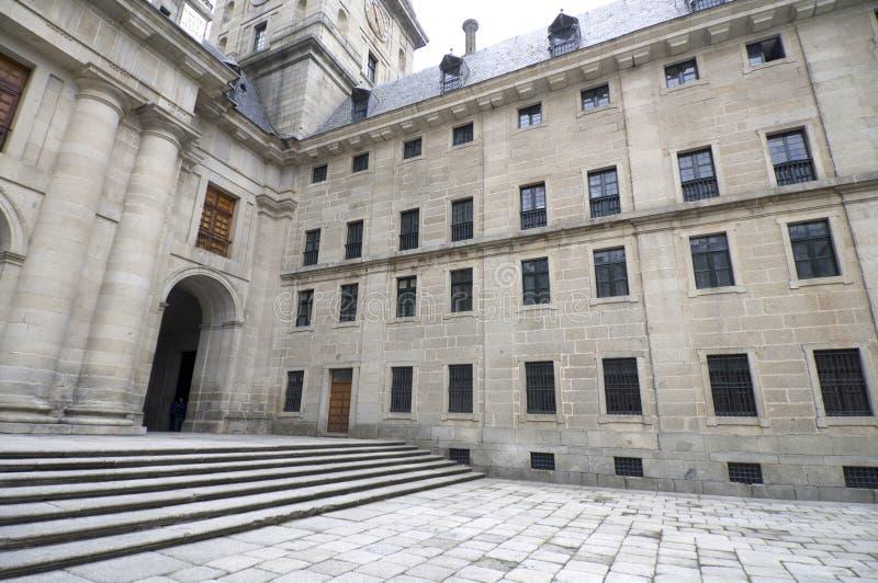 El Escorial royalty free stock image