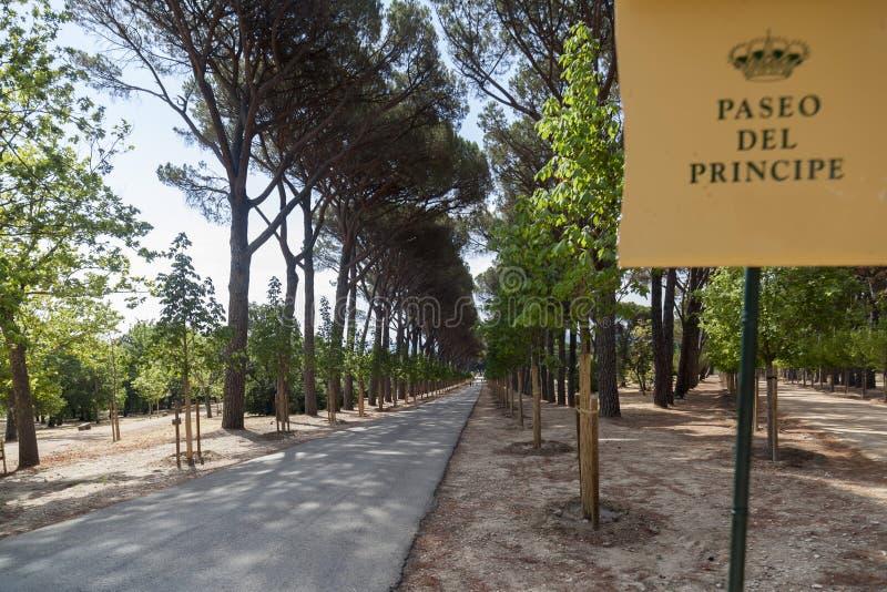 El Escorial,Madrid,Spain. royalty free stock photography