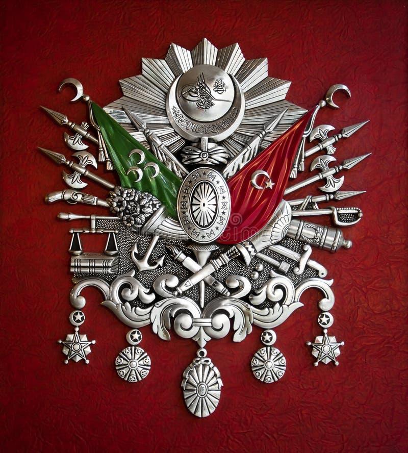 Símbolo del otomano fotos de archivo libres de regalías