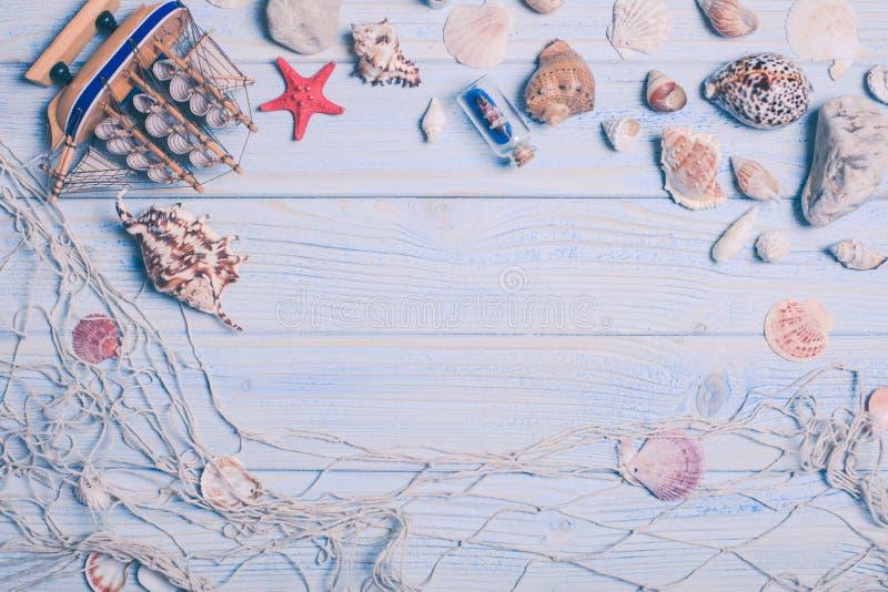 El estilo marítimo imagen de archivo