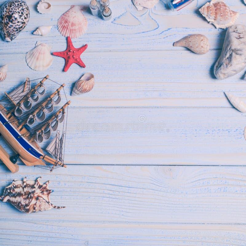 El estilo marítimo fotos de archivo libres de regalías