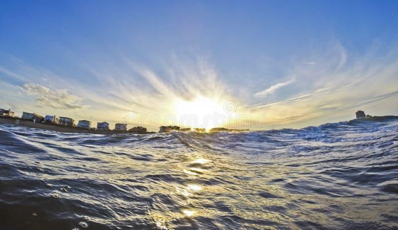 El estrellarse en el Sun imagen de archivo libre de regalías