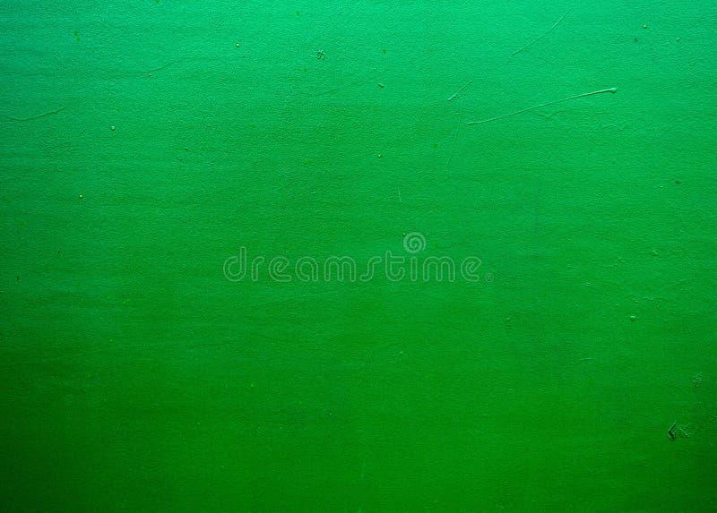 El exterior, fragmento de la textura de la pared del vintage de A con texturas verdes del fondo del modelo y del grunge de la pant foto de archivo libre de regalías