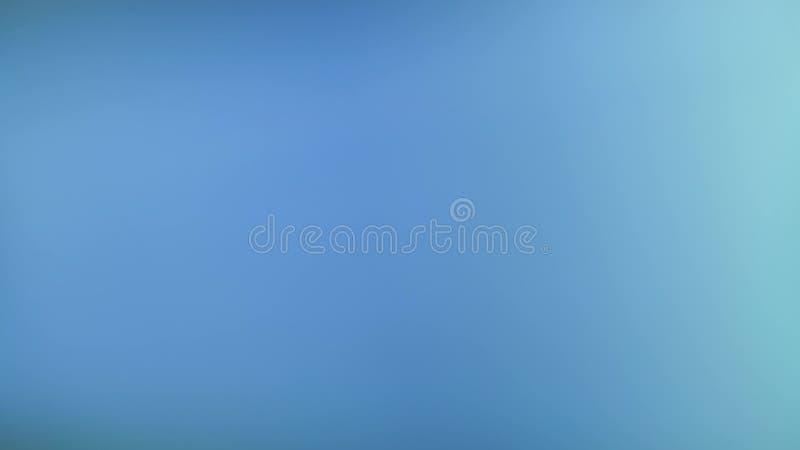 El extracto azul enciende textura del lazo del fondo del bokeh stock de ilustración